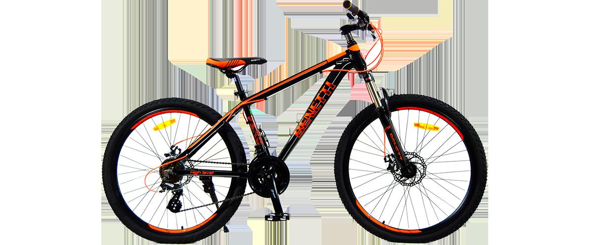 "Велосипед Benetti Grande 29"" Red"