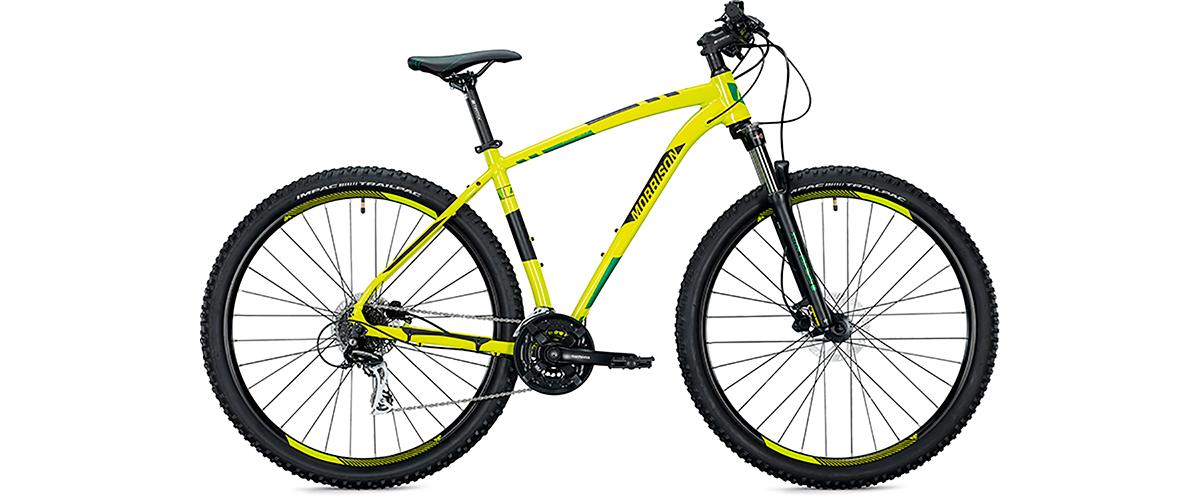 Велосипед morrison bikes | Comanche 27,5 '/ 29'