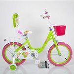 Велосипед SIGMA ROSES 16 (розовый, зеленый)