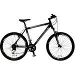 Велосипед COMANCHE HURRICANE (Черный)