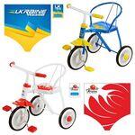 Велосипед LH-701(UKR) (трехколесный)