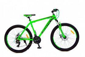 Велосипед BENETTI 26 АРЕХ DD (черно-зеленый)